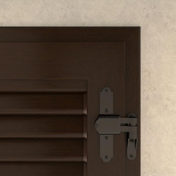 Cardine chiusura persiana esterna